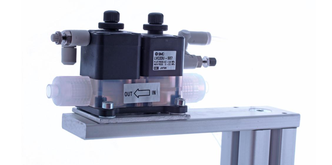 Povratni sesalni ventil